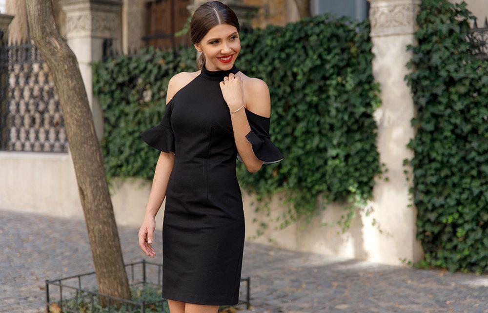 La petite robe noire réinventée pour une allure plus sexy